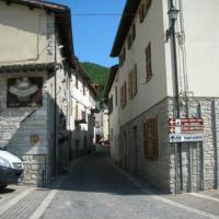 Castelsantangelo sul Nera (Capoluogo)