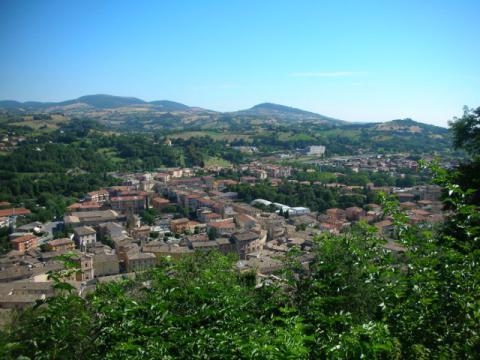 San Severino Marche (Panorama)